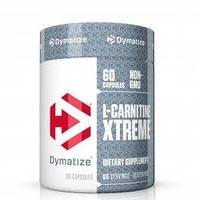 Жиросжигатель Dymatize Nutrition L-carnitine Xtreme 60caps
