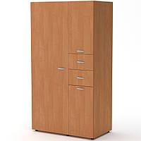 Комбинированный шкаф для офиса Шкаф-19, фото 1