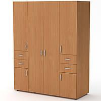 Комбинированный шкаф для офиса Шкаф-20, фото 1