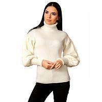 Жіночий теплий светр, фото 1