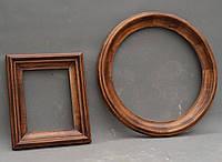Рамы из массива дерева для зеркала