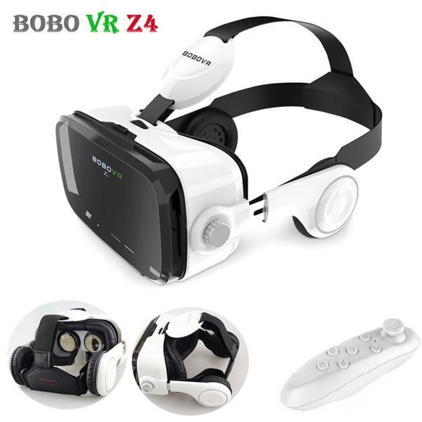 Окуляри віртуальної реальності Z4 з навушниками + пульт