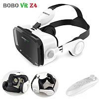 Окуляри віртуальної реальності Z4 з навушниками + пульт, фото 1