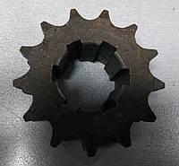 Зірка дворядна (13Т, Ø 61//28/28 мм)