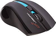 Мышь Logic Power100, беспроводная USB, черная, фото 1