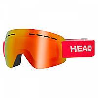 Очки Head Horizon Solar FMR red 2020