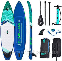 SUP доска Aztron Urono Touring 11'6'' x 32'' x 6'', AS-302D