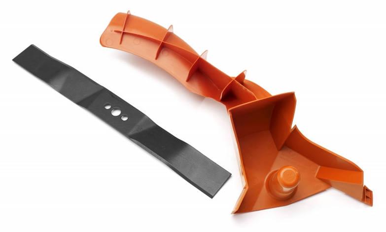 Вставка мульчирующая + нож. Husqvarna | 5820445-01, фото 2