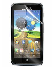 Глянцевая защитная пленка для Motorola Atrix 2 mb865