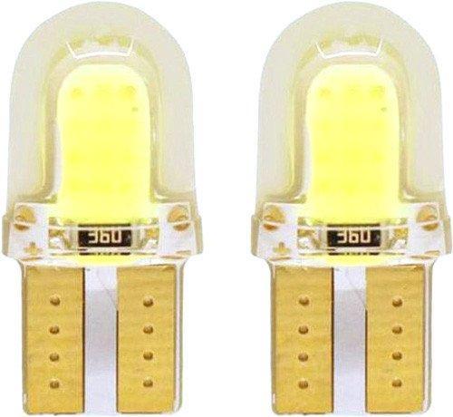 Автомобильная лампа Idial 484 T10 12 COB Led 12V Silicon 2шт. (2929240)