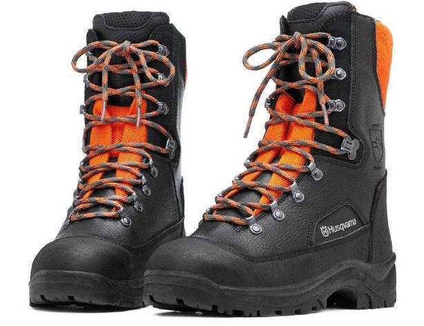 Ботинки Husqvarna кожаные. Classic 20' | 5864471-41, фото 2