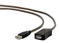 Кабель Cablexpert UAE-01-5M активный удлинитель USB, 5м