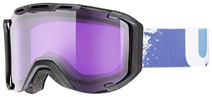 Гірськолижна маска  UVEX Snowstrike Stimu Lens Violet Sort