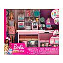 Кукла Барби Кондитерский магазин Barbie Cake Decorating GFP59, фото 10