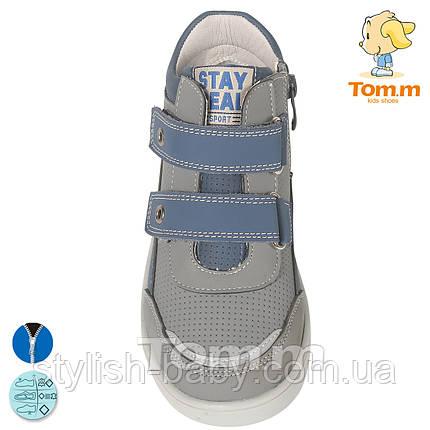 Детская обувь 2020 оптом. Детская демисезонная обувь бренда Tom.m для мальчиков (рр. с 28 по 33), фото 2