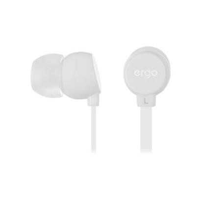 Наушники вакуумные вакуумные ERGO VT-901 Белый