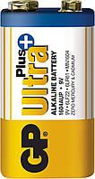 Батарейка GP Ultra Plus Alkaline 6LF22 9V (1604AUP-S1)