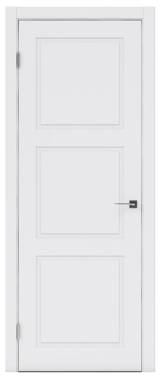 Двери межкомнатные Эмаль Классик Прага