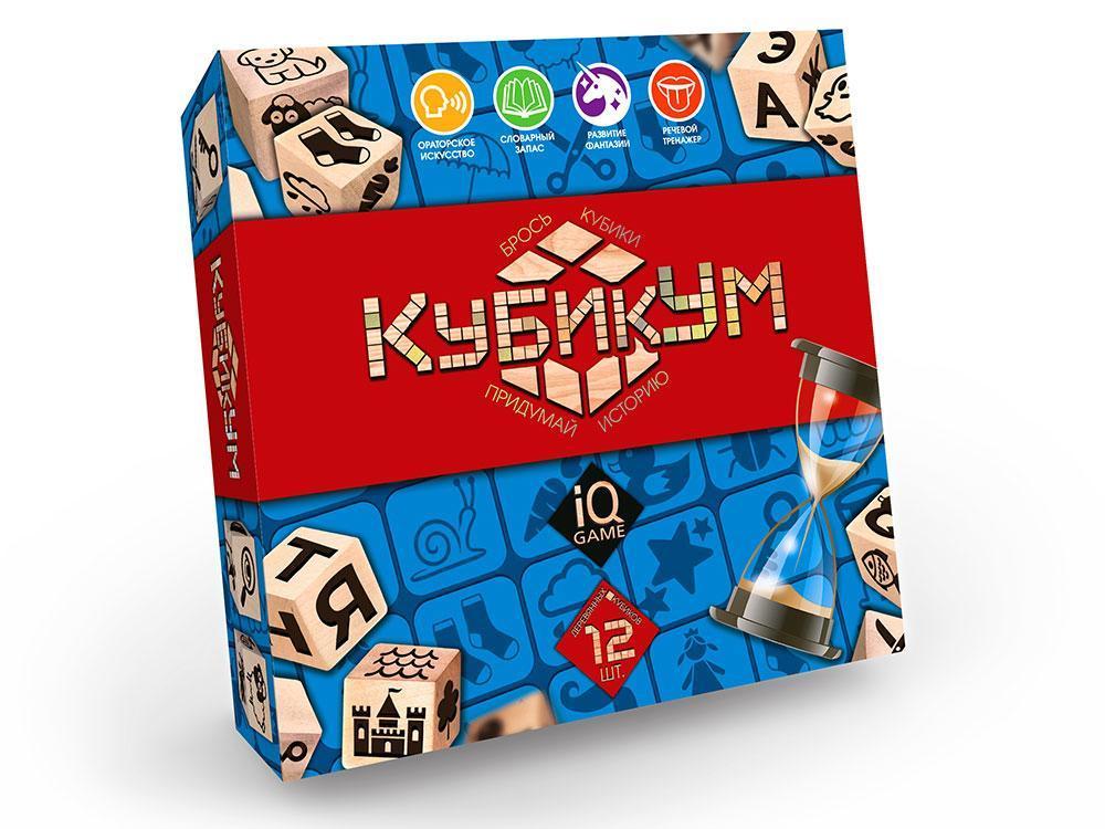 Настольная игра КубикУм
