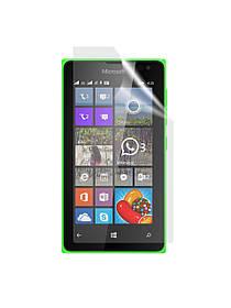 Матовая защитная пленка для Microsoft Lumia 435 Dual Sim
