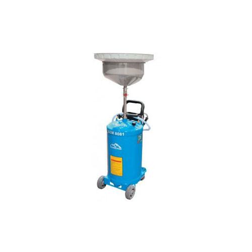 Установка для слива отработанного масла мобильная (без предкамеры) UZM 8081 (Trommelberg, Германия-Тайвань)