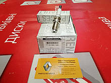 Свічка запалювання 2х контактна Renault Laguna (Original 7700500168)