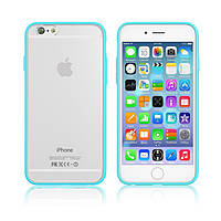 Чехол Devia для iPhone 6/6S Hybrid Turk Blue