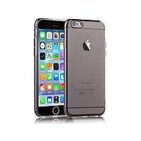 Чехол Devia для iPhone 6 Plus/6S Plus Naked Smoky Black