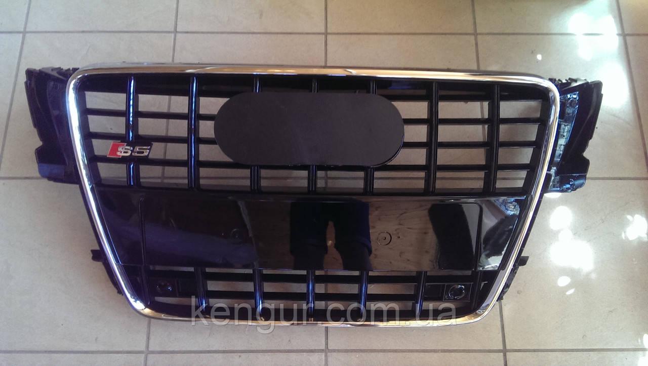 Решетка радиатора Audi A5 2007-2011 в стиле S5