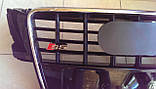 Решетка радиатора Audi A5 2007-2011 в стиле S5, фото 2