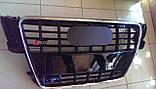 Решетка радиатора Audi A5 2007-2011 в стиле S5, фото 3