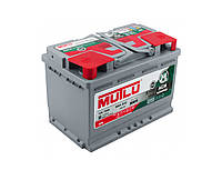 Акумулятор MUTLU AGM Start-Stop 6CT-70Ah/800A R+ AGM.L3.70.076.A Автомобільний (МУТЛУ) АКБ Туреччина ПДВ