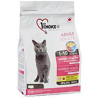 1st Choice для дорослих котів