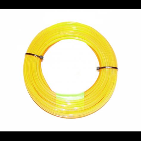 Корд триммера Husqvarna Penta 2.7x240m Spool Yellow    | 5908474-04, фото 2