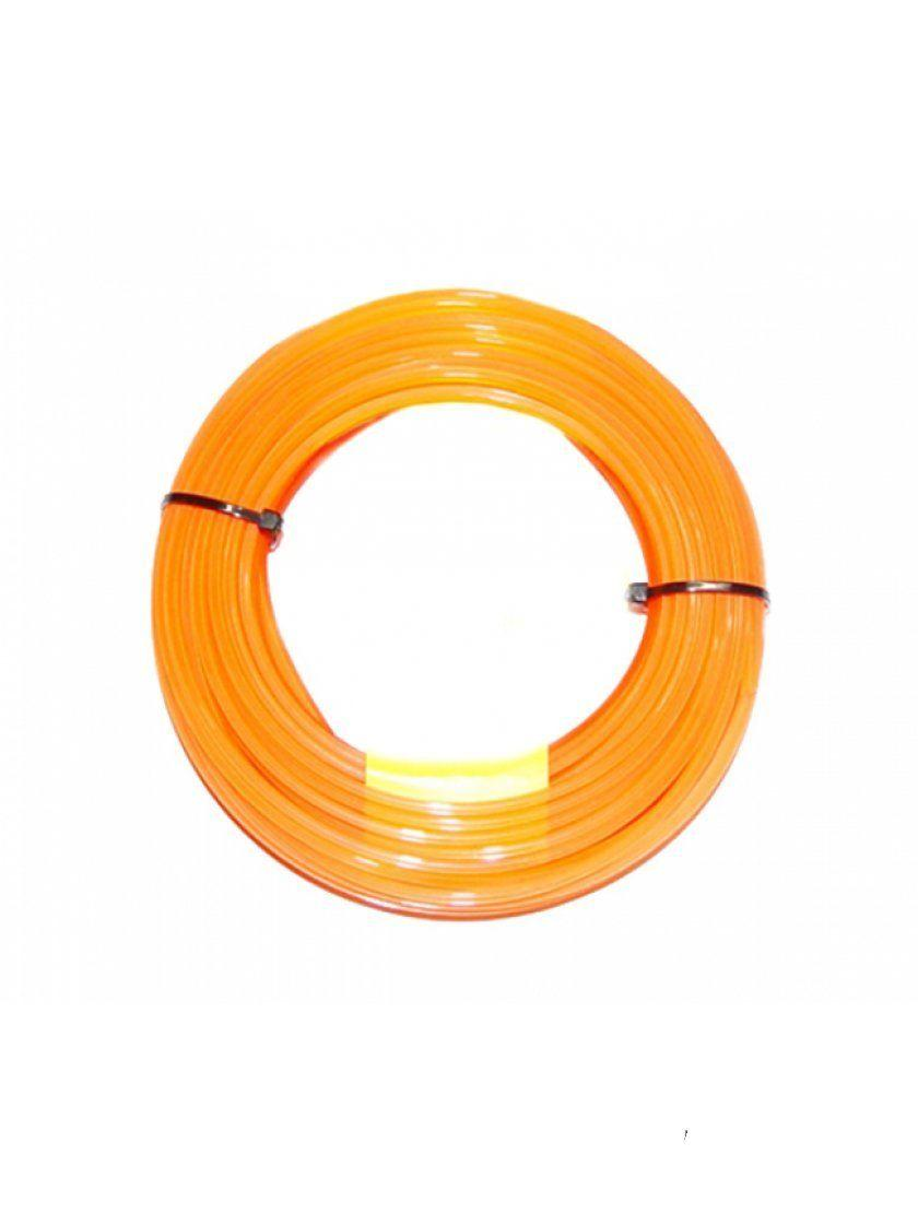 Корд триммера Husqvarna Quadra 2.4x70m Donut Orange    | 5908464-01