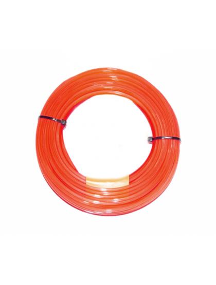 Корд триммера Husqvarna Quadra 3.0x48m Donut Red    | 5908464-05