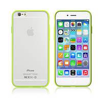 Чехол Devia для iPhone 6 Plus/6S Plus Hybrid Lemon Green