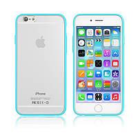 Чехол Devia для iPhone 6 Plus/6S Plus Hybrid Turk Blue