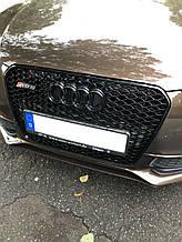 Решетка радиатора Audi A5 2011-2016 в стиле RS5