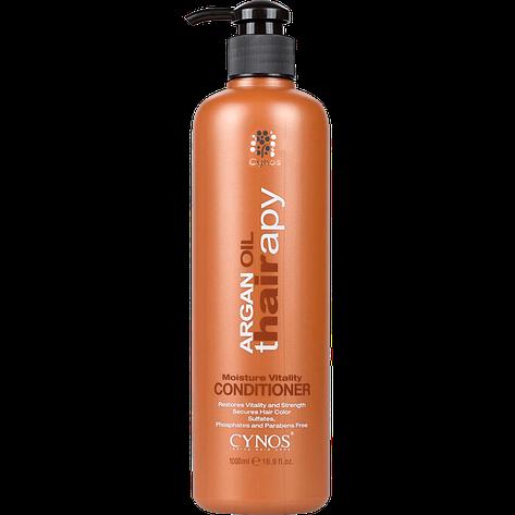 Кондиционер увлажняющий для волос с маслом аргании Moisture Vitality 1000 ml, фото 2