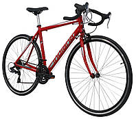 Велосипед MTB INDIANA Orus M22 red