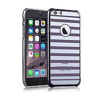 Чехол Vouni для iPhone 6 Plus/6S Plus Parallel Gun Black