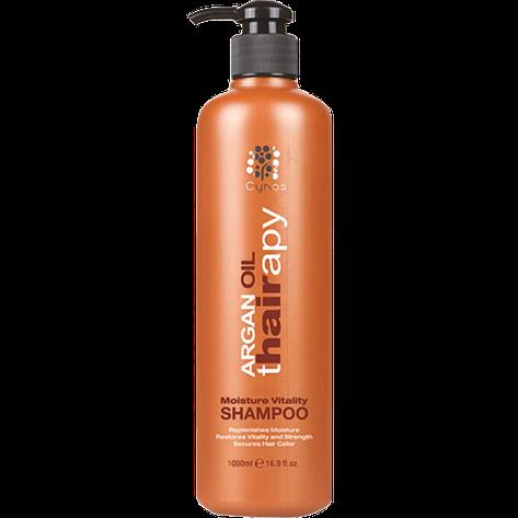 Шампунь увлажняющий для волос с маслом аргании Moisture Vitality, фото 2