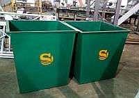 Мусорный контейнер для ТБО (0,75 м3)