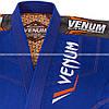 Кимоно для джиу-джитсу Venum Elite BJJ GI Royal Orange, фото 5