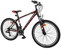 Велосипед MTB INDIANA X-Pulser 1.6 M19 black-red