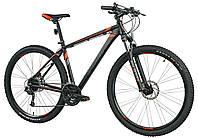 Велосипед MTB INDIANA X-Pulser 3.9 M21 black-orange