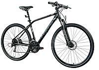 Велосипед кросс INDIANA X-Cross 4.0 M19 black