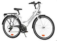 Велосипед прогулочный DAWSTAR Cannon Trekker 28 white