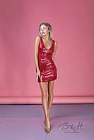 Женское Платье расшитое пайетками, фото 1